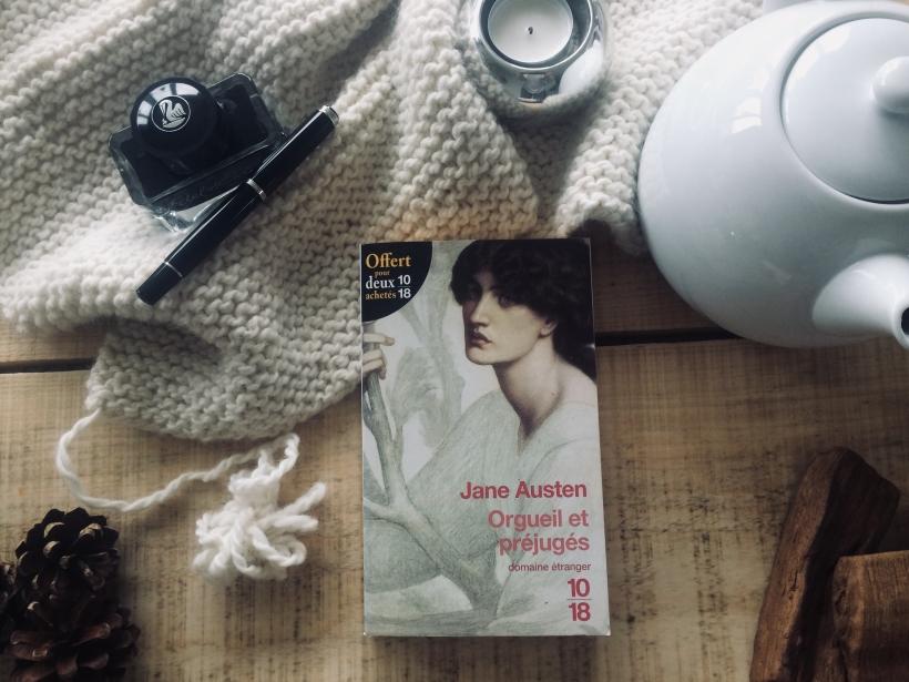 Orgueil et préjugé - Jane Austen